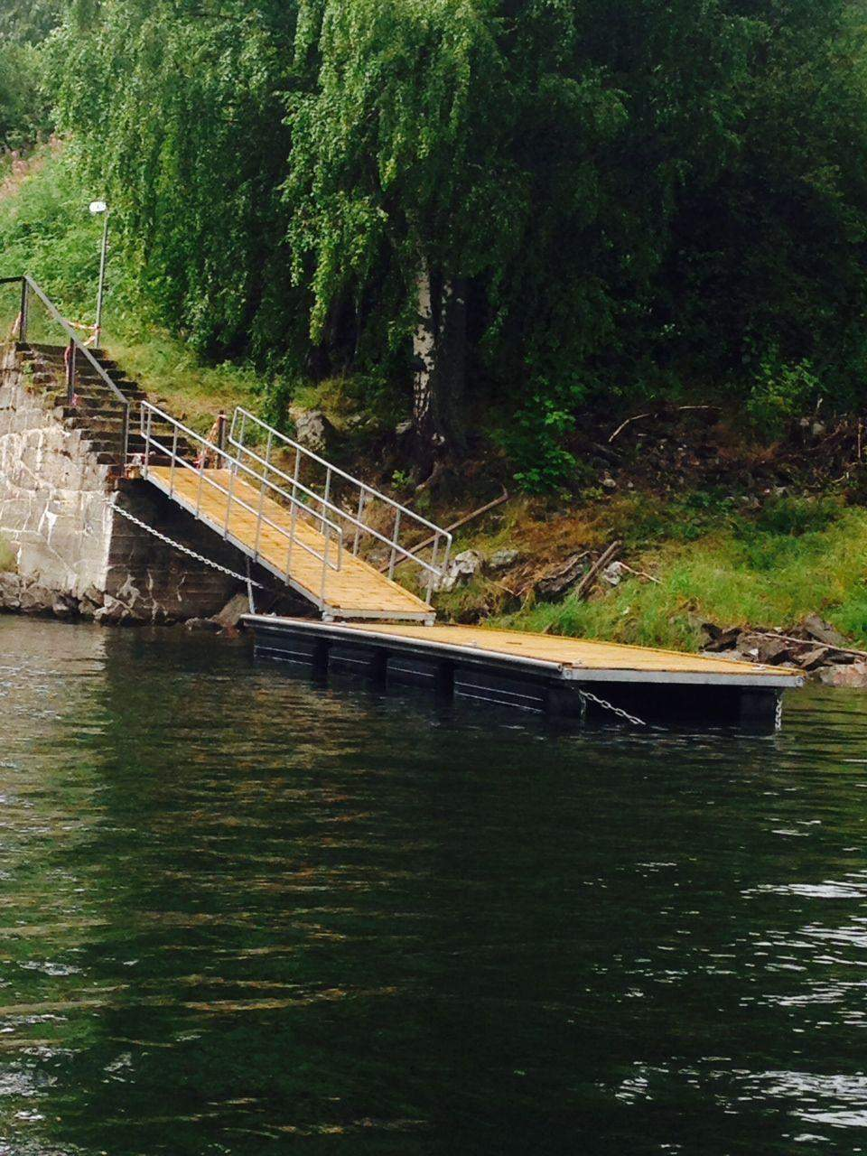 Svenefoss sluser Akershus