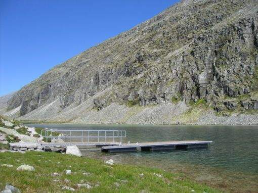 Rondvatnet i Rondane